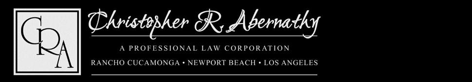 Christopher R. Abernathy,  A Professional Corporation
