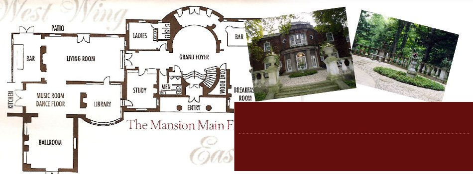 The Mansion floor plan and some snapshot