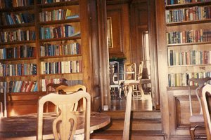 The Mansion Library