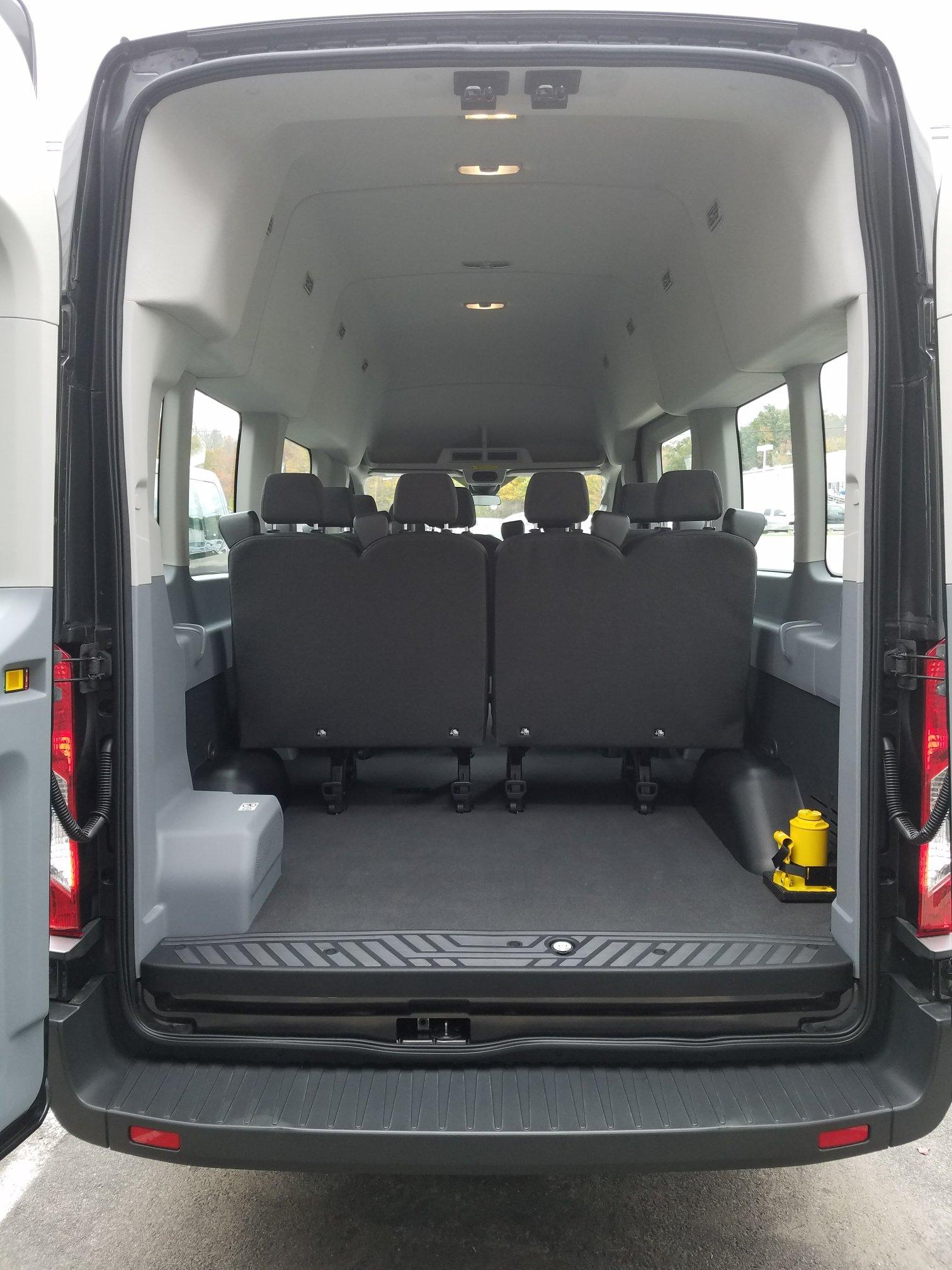 Van Rentals Ford Transit 350 12 Passenger High Top Vans