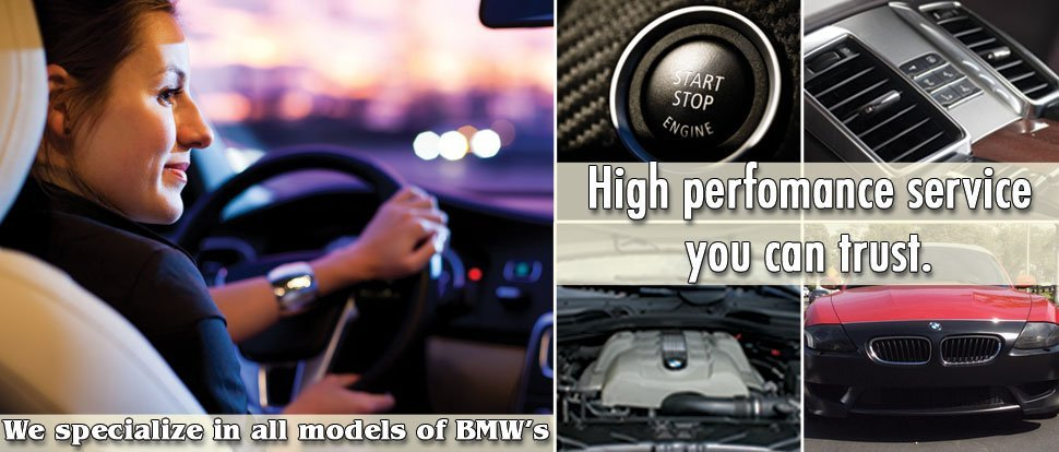 BMW   Signal Hill, CA   Signal Hill Foreign Auto Service   562-427-4369