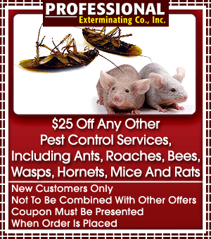 Professional Exterminating Co., Inc.