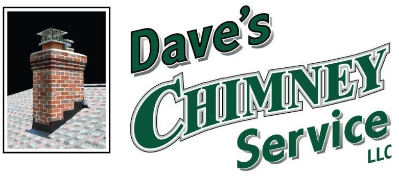 Dave's Chimney Service LLC Logo