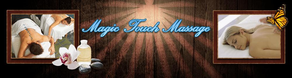 Massage Graham, TX - Magic Touch Massage 940-549-4900