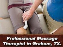 Massage - Graham, TX - Magic Touch Massage