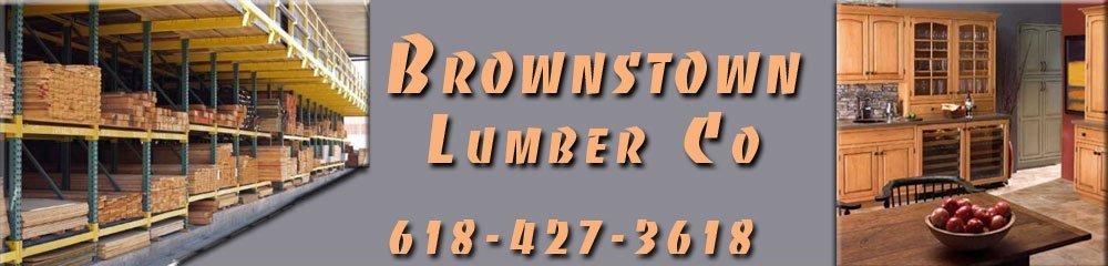 Lumber Yards Brownstown, IL - Brownstown Lumber Co