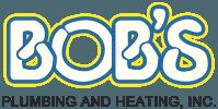 Bob's Plumbing & Heating Inc - Logo