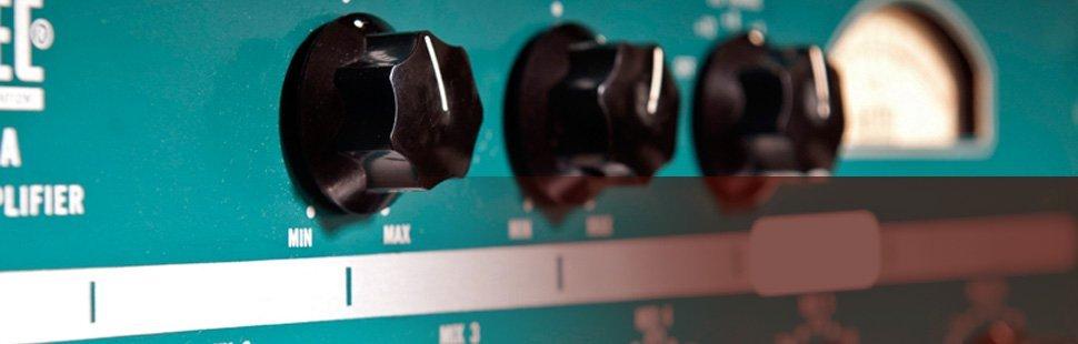 Amplifier conrols