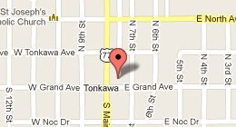 Mary's Grill 114 East Grand, Tonkawa, OK 74653