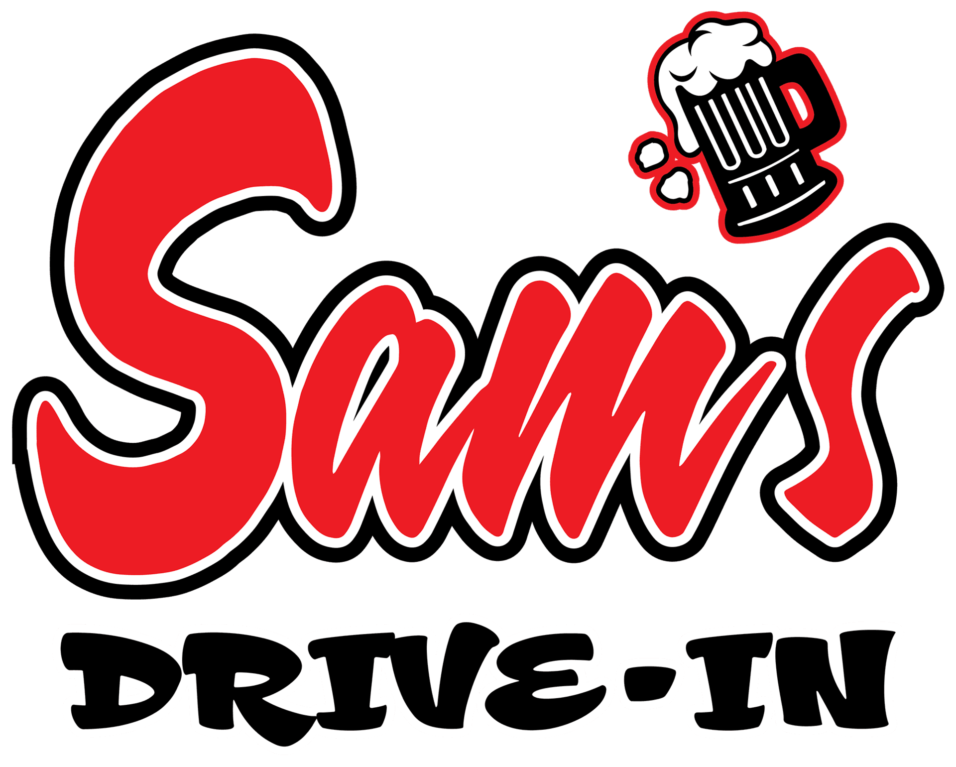 Sam's Drive-In - logo