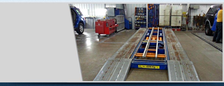 Frame Straightening | Watertown, WI | Waterown Body Shop | 920-261-0335