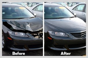 Dent Removal | Watertown, WI | Waterown Body Shop | 920-261-0335