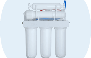 A View Of Water Filteration System