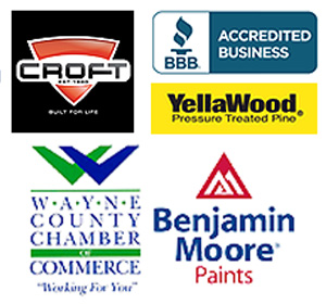 Wayne County Chamber of Commerce | Benjamin Moore Paints | Croft | BBB Accredited | Yellawood