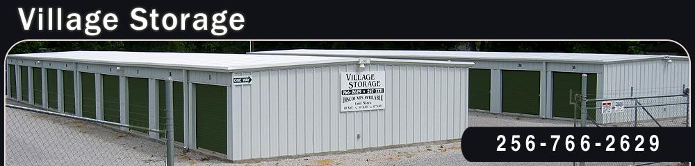 Storage Sheffield, AL - Village Storage 256-275-4576