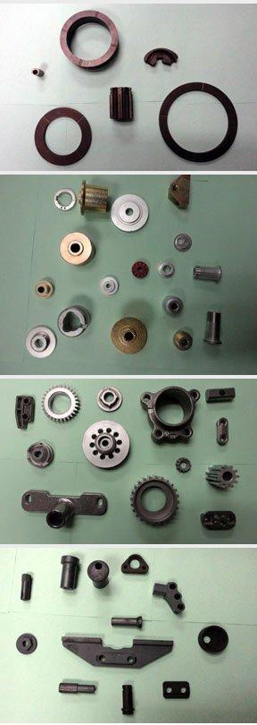 Powdered Metal Parts - Saint Marys, PA - P/M National Inc.