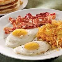 Eggs Bacon Hashbrowns