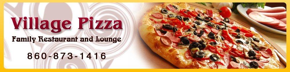 Pizza Moodus, CT  - Village Pizza