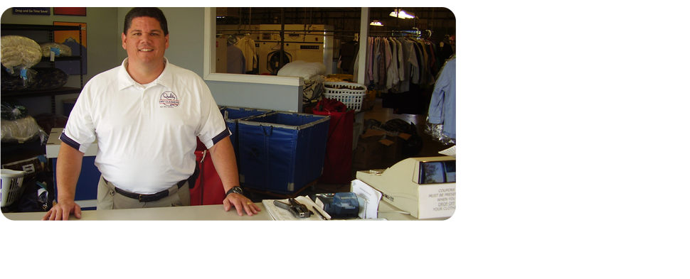 Quality Dry Cleaners Staff