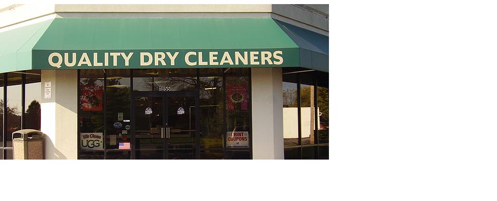Quality Dry Cleaners Establishment