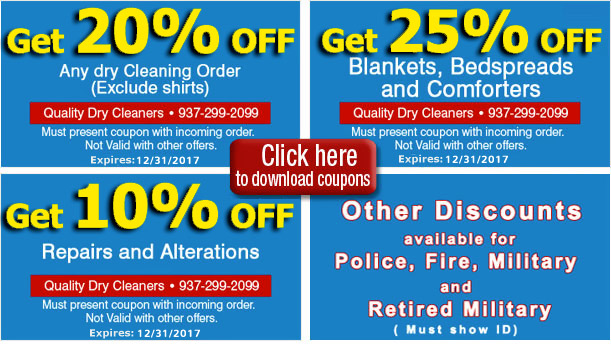 Today cleaners coupons