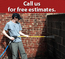 Pressure Washing - Tallassee, AL - Precise Pressure Washing & Carpet Cleaning