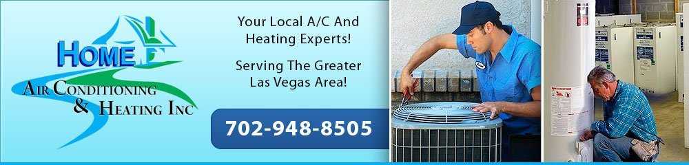 Air Conditioning Services - Las Vegas, NV - Home Air Conditioning & Heating Inc