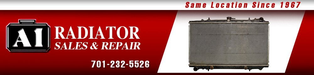 Radiator Services - Fargo, ND - A1 Radiator Sales & Repair