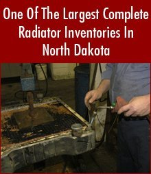 Auto Repairs - Fargo, ND - A1 Radiator Sales & Repair