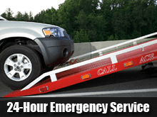 Towing - Marshall, TX - Cole's Garage & Wrecker Service - Towing - 24-Hour Emergency Service