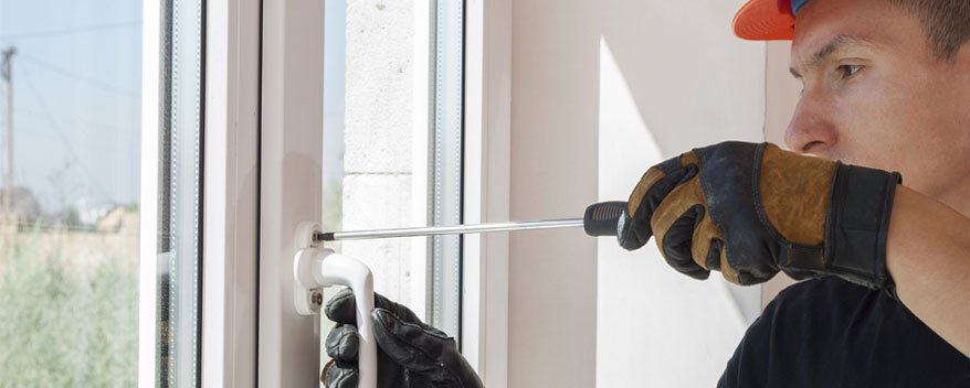 Residential glass maintenance