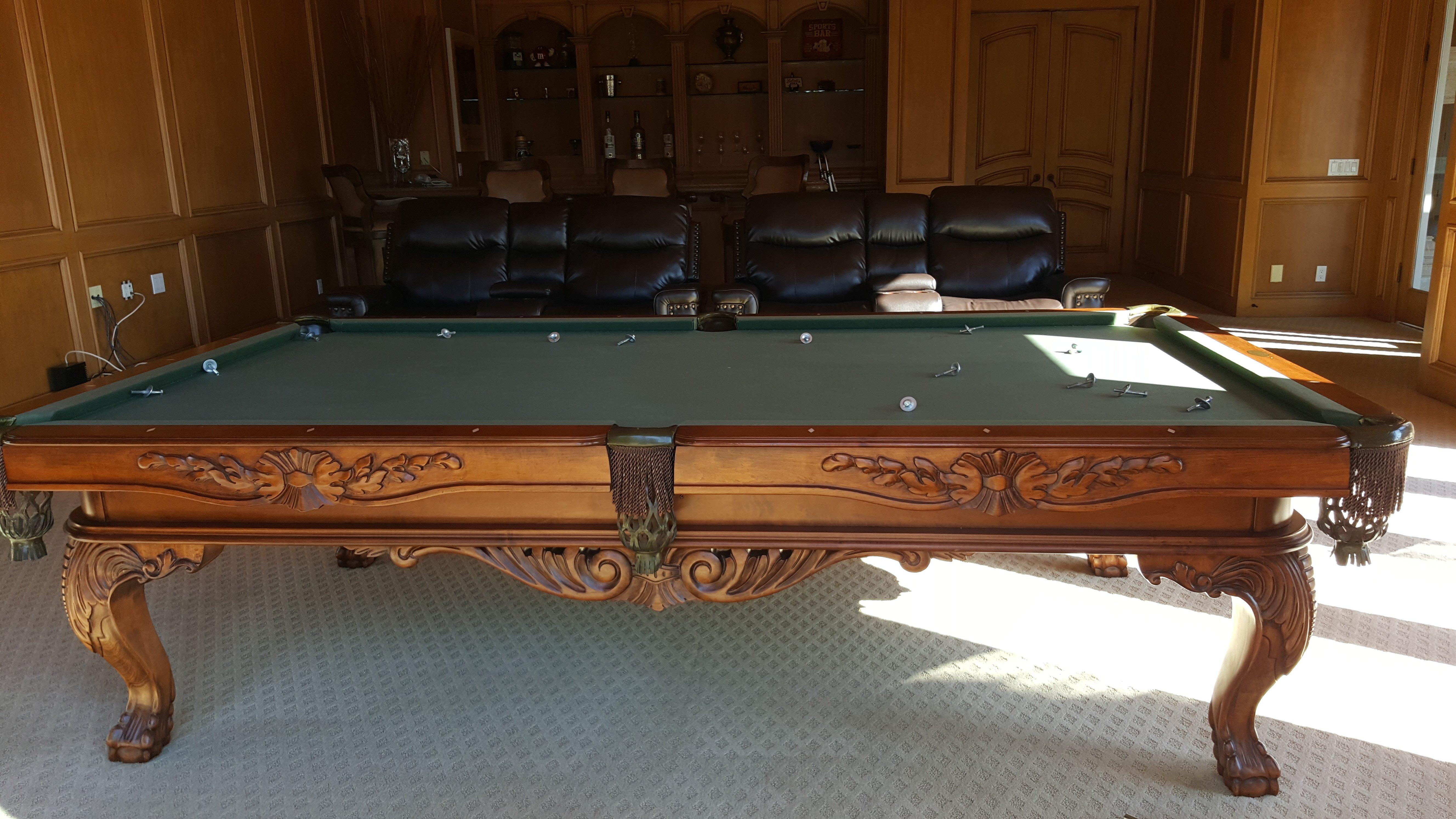 Pool Table Repair U0026 Service In New