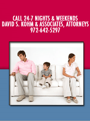 Dallas, TX Divorce / Family Law