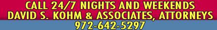 Dallas, TX Personal Injury Attorney
