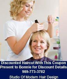 Hair Salon - Mount Pleasant, MI - Studio Of Modern Hair Design