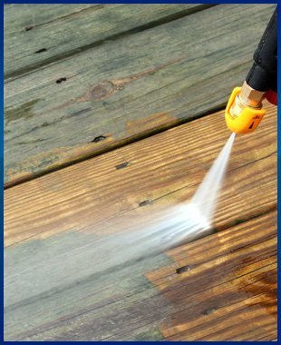 Deck Cleaning | Midland, NC | Edwards Power Cleaning | 704-786-1767