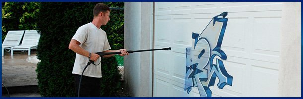 Graffiti Removal | Midland, NC | Edwards Power Cleaning | 704-786-1767