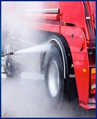 Truck Washing | Midland, NC | Edwards Power Cleaning | 704-786-1767
