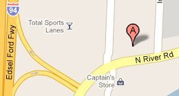 Shoreline Companies 25555 North River Rd, Harrison Township, MI 48045