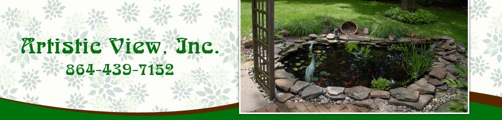 Landscaping Supplies - Lyman, SC - Artistic View, Inc.
