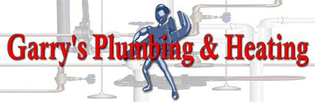 Garry's Plumbing, Heating & Mechanical Logo