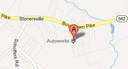 Auto Works LLC 5782 Boyertown Pike, Route 562 Birdsboro, PA 19508