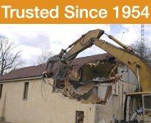 Demolition Service - Poplar Bluff, MO - Pinkston Excavating LLC