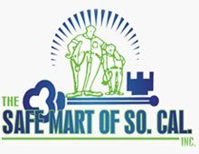 The Safe Mart of So Cal- Logo