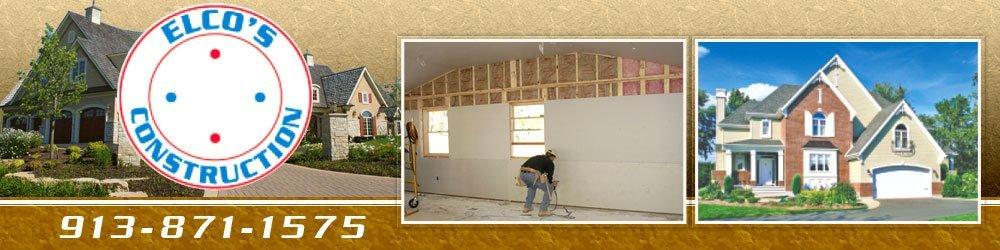 Remodeling Services - Lenexa, KS - Elco's Construction