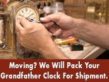 Clock Repair Service - Wausau, WI - The Hands Of Time