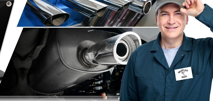 Sacramento, CA - Muffler Man - Exhaust and Auto Repair
