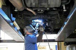 Exhaust and Auto Repair - Sacramento, CA - Muffler Man