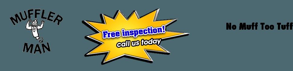 Muffler Man - Exhaust and Auto Repair - Sacramento, CA