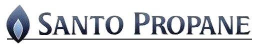 Santo Propane Co-Logo